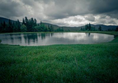 Chalet Le RV 1 - Lac extérieur (Chalets a louer Mégantic)